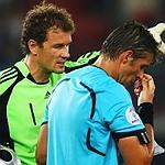 Lehmann zawieszony na trzy mecze
