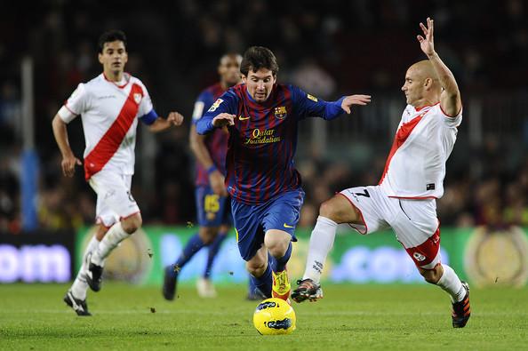 Barcelona o pozycję lidera.