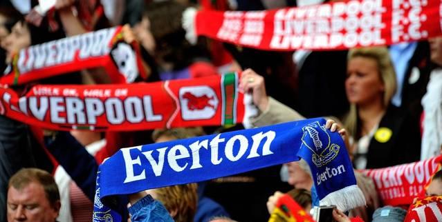 Everton podejmuje Liverpool w lokalnych derbach