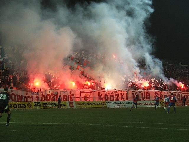Ekstraklasa: ŁKS pójdzie za ciosem?