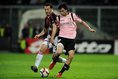 Serie A: Milan – Palermo