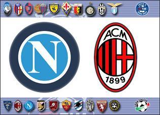 Napoli- Milan: starcie dwóch najsilniejszych ekip Italii