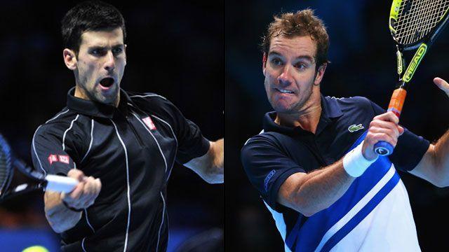 Wimbledon 2015 – Djokovic vs. Gasquet.