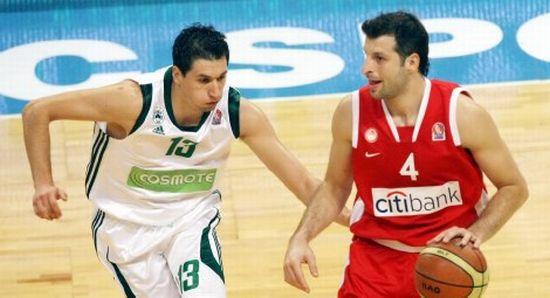 HEBA: Panathinaikos – Olympiacos