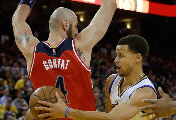 Typy na czwartek: Gortat przeciwko mistrzom NBA!