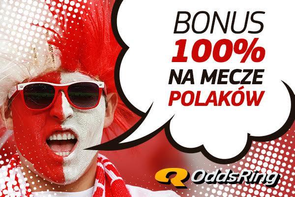 100% bonusu na Polska – Armenia