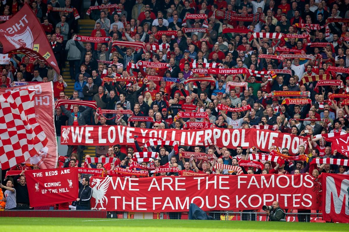 Wielki powrót : Liverpool – Real Madryt
