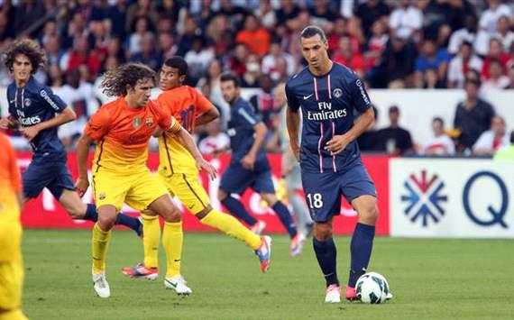 Czy Ibrakadabra oczaruje Camp Nou?