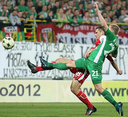 Ekstraklasa: Śląsk już w piątek zapewni sobie europejskie puchary?