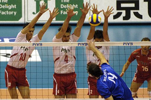 Liga Światowa: Polacy ograją Brazylijczyków?