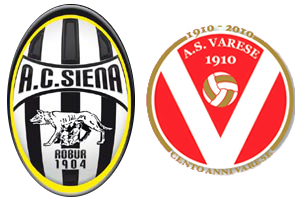 Serie B: Siena potraktuje ulgowo mecz z Varese.