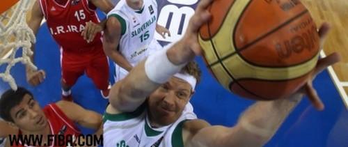 Eurobasket: Grecja – Słowenia, czwartkowym hitem!