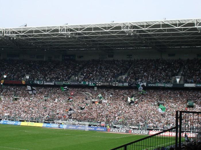 Borussia M'gladbach – Nurnberg
