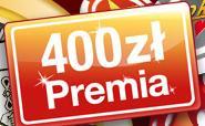 StarGames: 400 pln bonus