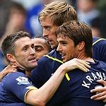 Piękne gole w Premier League (video)