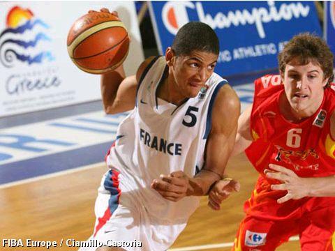 Eurobasket: Francja – Hiszpania