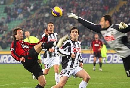 Milan- Udinese: szlagier trzeciej kolejki Serie A