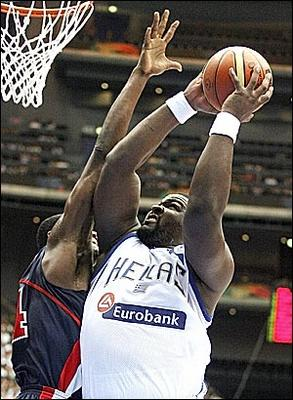 Eurobasket: Grecja – Rosja