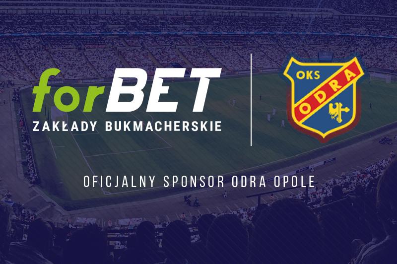 ForBET sponsorem Odry Opole!