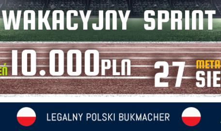Wakacyjny Sprint w forBET z pulą nagród 120 000 PLN!