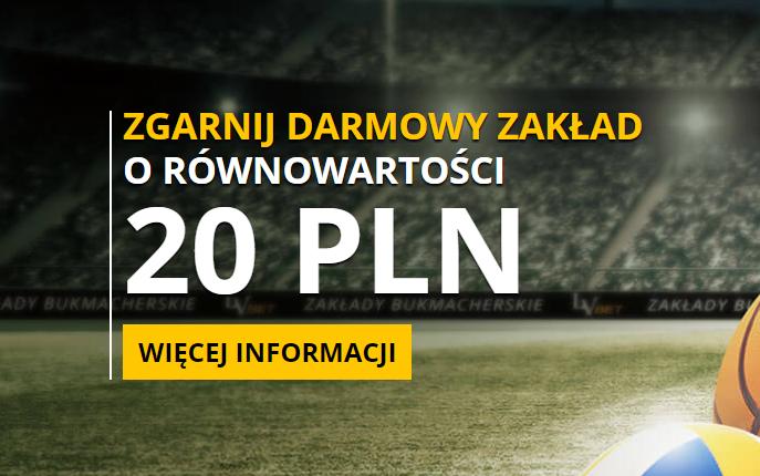 20 PLN za darmo na mecz Legii z Mariehamn!