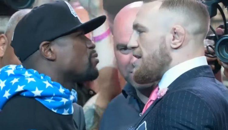 Za dwa tygodnie walka McGregor – Mayweather