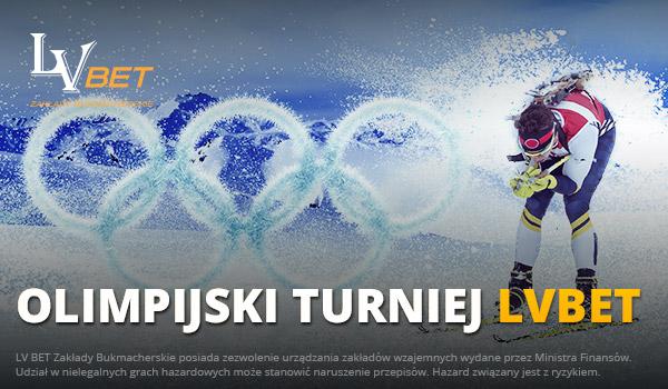 Konkurs LV BET z pulą 5000 PLN na Zimowe Igrzyska Olimpijskie