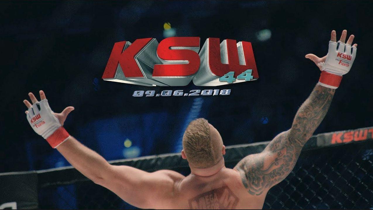 Znamy pełną kartę walk na KSW 44