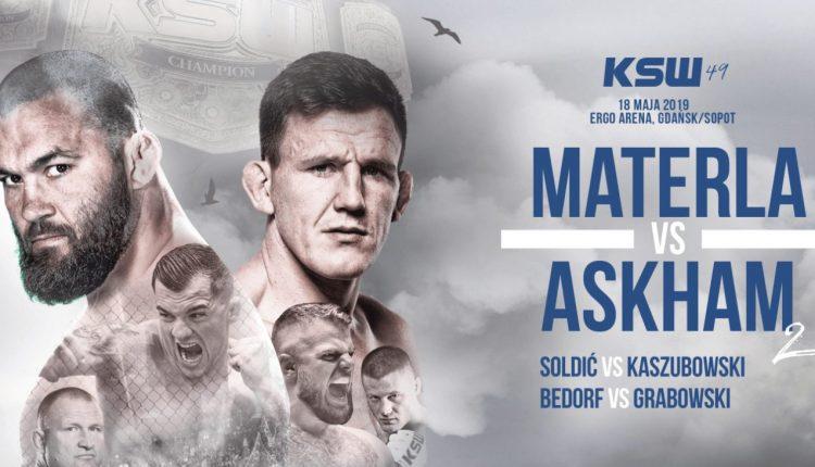 KSW 49: 18 maja gala w Gdańsku